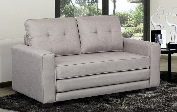 sofa bed tamu minimalis